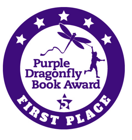Purple Dragonfly Award 1st Place