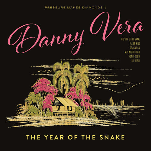 Danny Vera - Pressure Makes Diamonds 1 (The Year Of The Snake)
