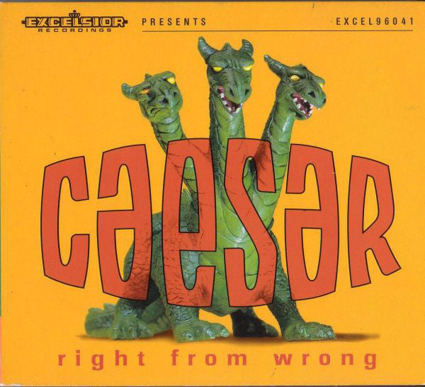 Caesar - Right From Wrong