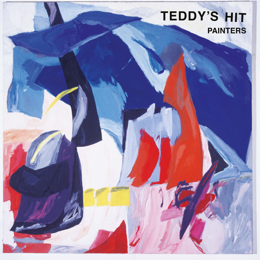 Teddy's Hit - Painters (pre-order)