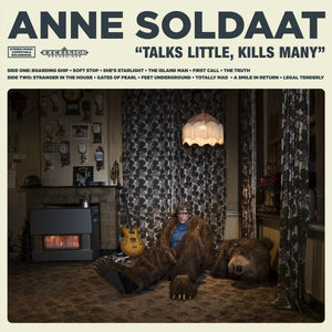 Anne Soldaat - Talks Little, Kills Many