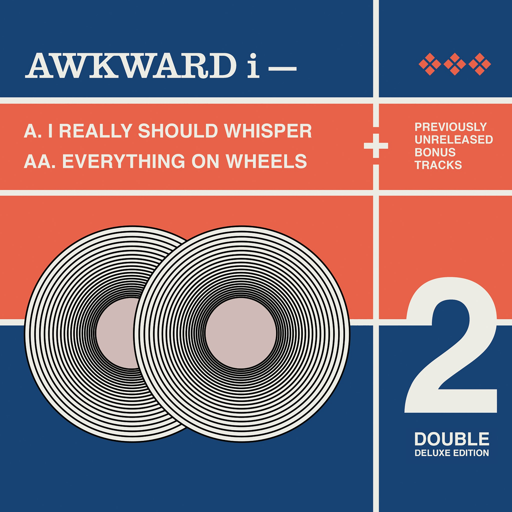 AWKWARD i - I Really Should Whisper + Everything On Wheels