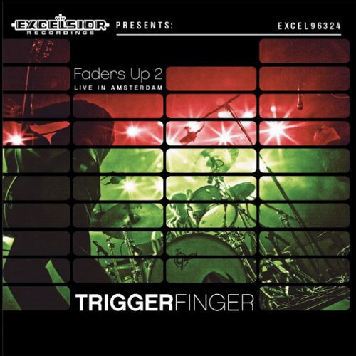 Triggerfinger - Faders Up 2 Live in Amsterdam