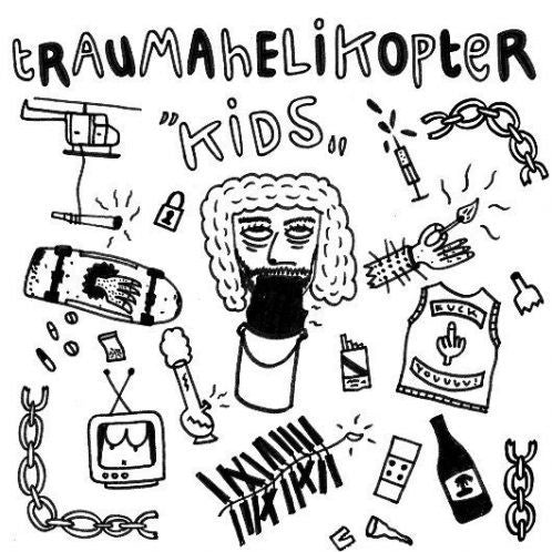 traumahelikopter - kids