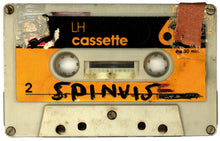 Spinvis - Spinvis cassette