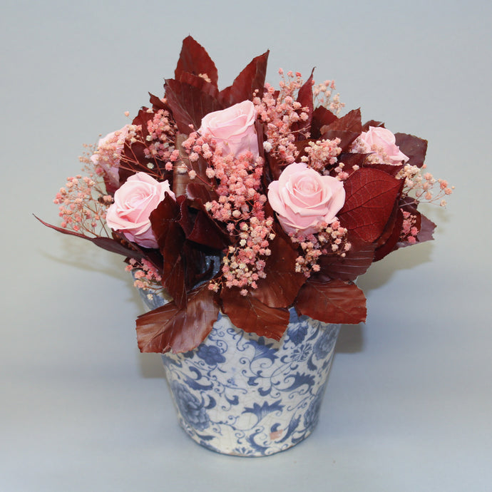 Pink Classic Posy