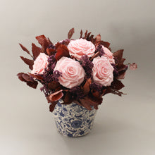 Pink Classic Posy with XL roses