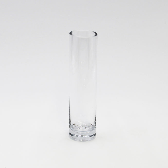 Round Glass Bud Vase