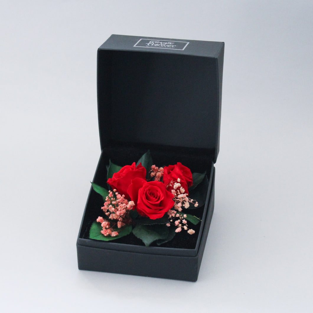 True Love Mini Present Box