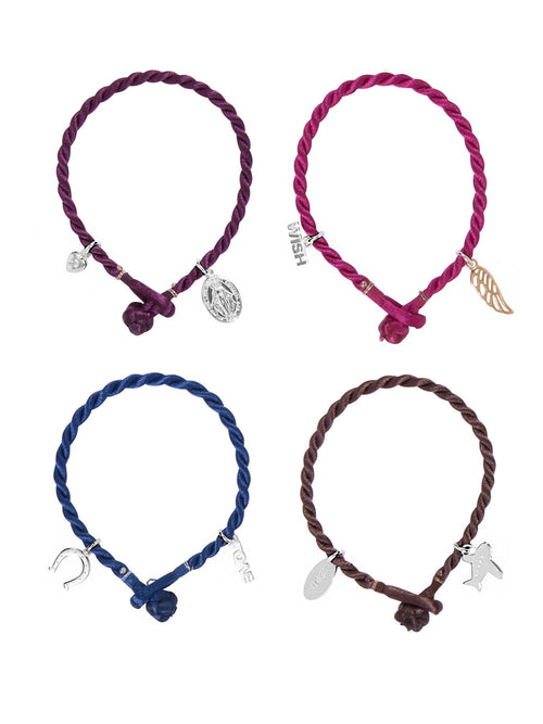 Fiorina Jewellery Angel Bracelets