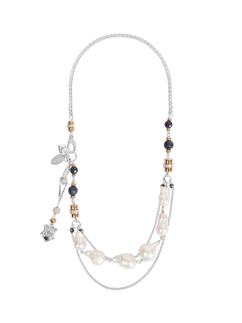 Fiorina Jewellery Baroque Pearl Necklace