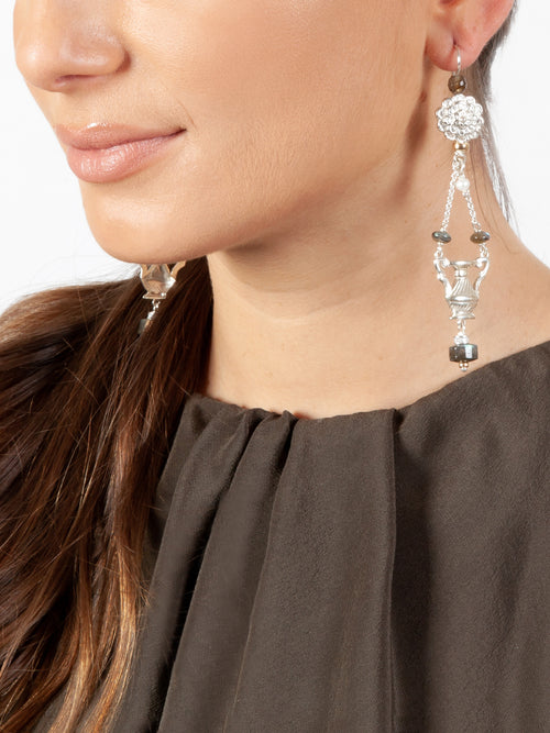 Fiorina Jewellery Como Earrings Model