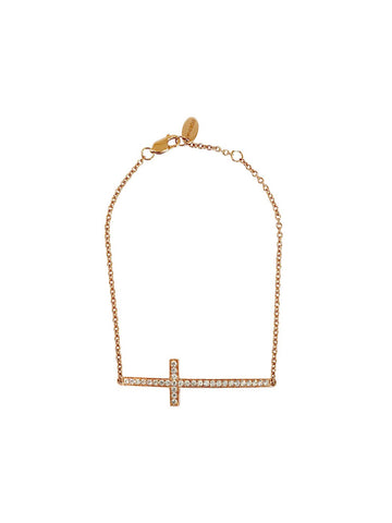 Gold Medium Saint George Necklace
