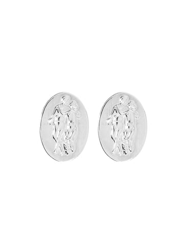 Pointy Shield Cufflinks