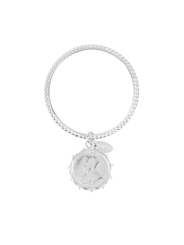 Cathedral Coin Bracelet