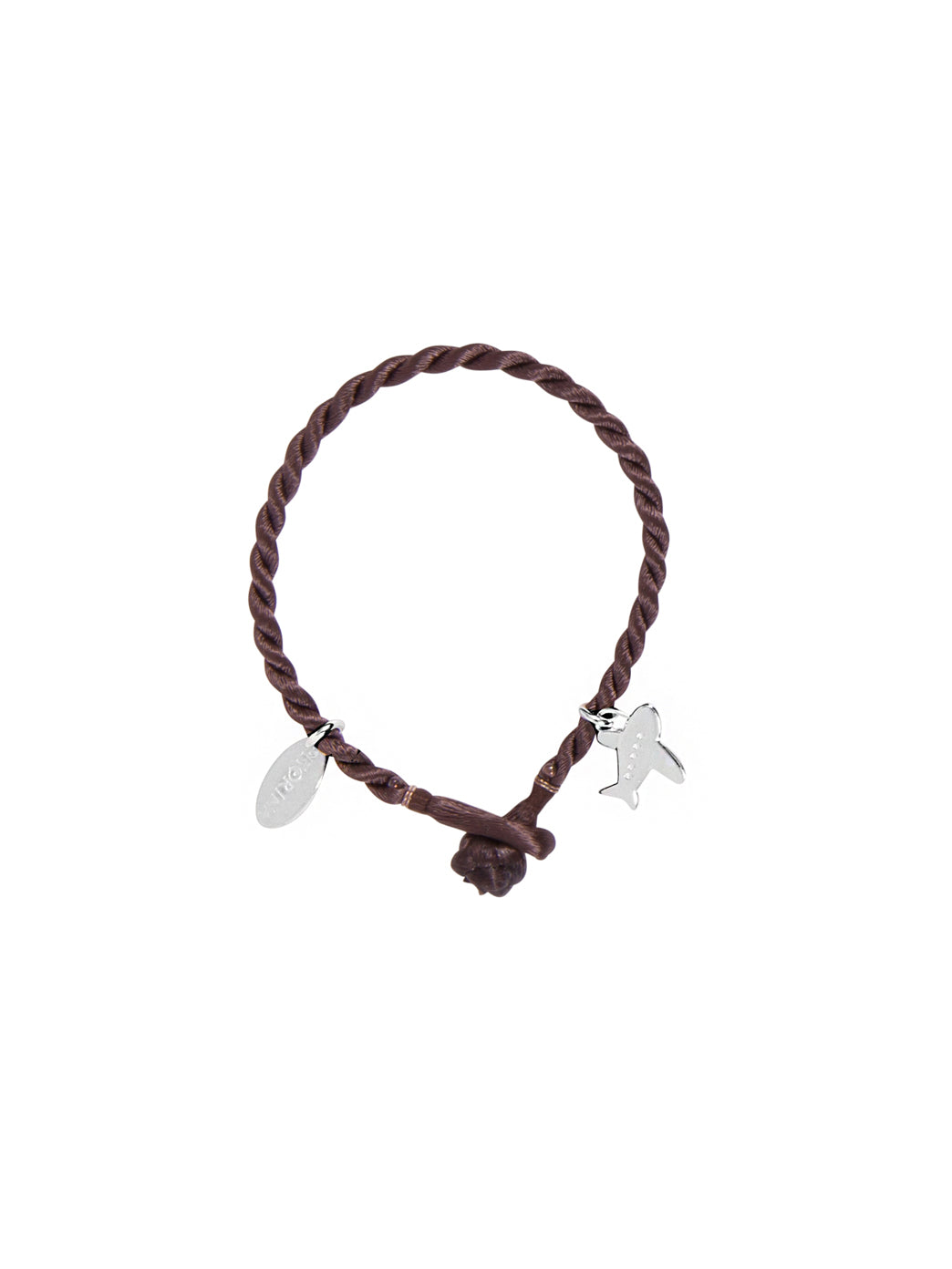 Fiorina Jewellery Angel Bracelet Chocolate