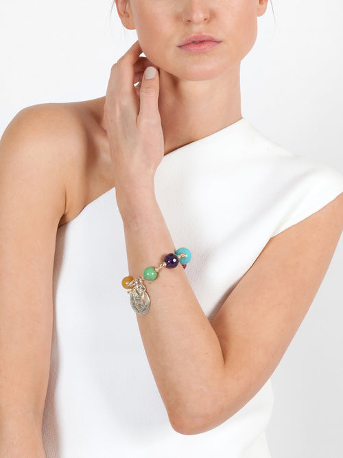 Fiorina Jewellery Bubble Bracelet Chakra Model