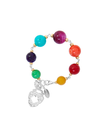 Medium Jewel Gem Bracelet