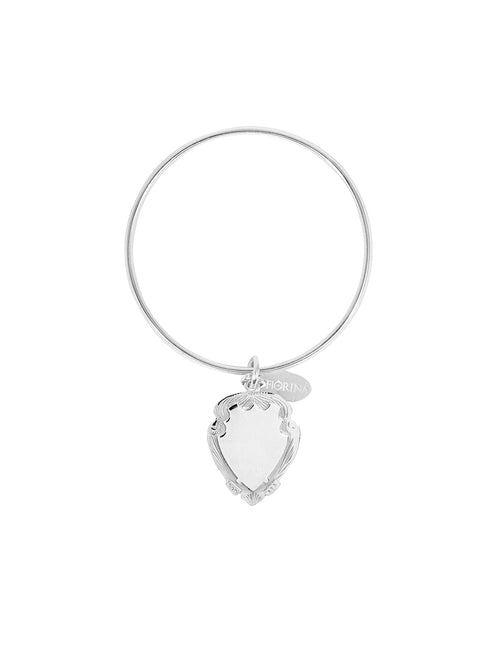 Fiorina Jewellery Laura Bangle - Shield