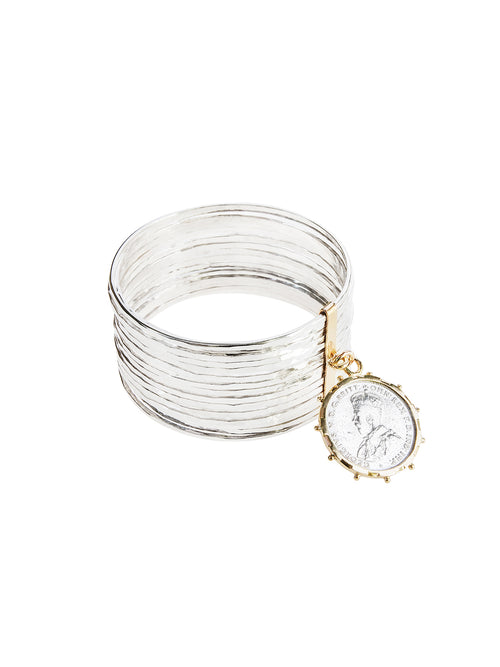 Fiorina Jewellery Roma 15 Stack Bangle