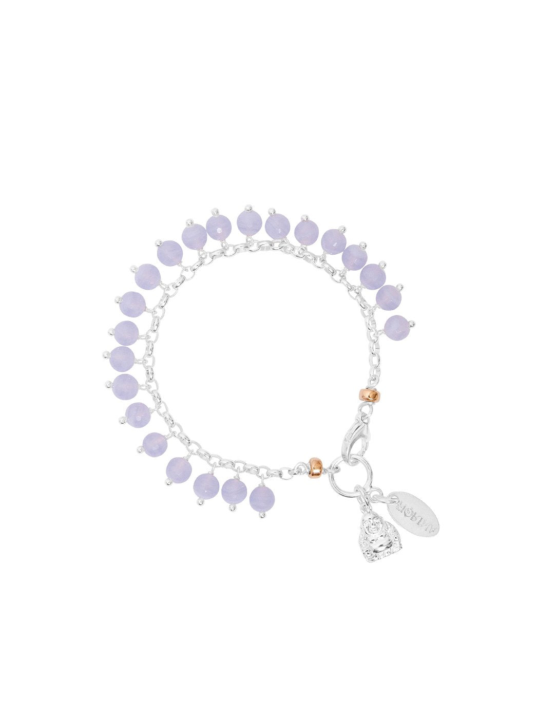 Fiorina Jewellery Happy Set Chalcedony