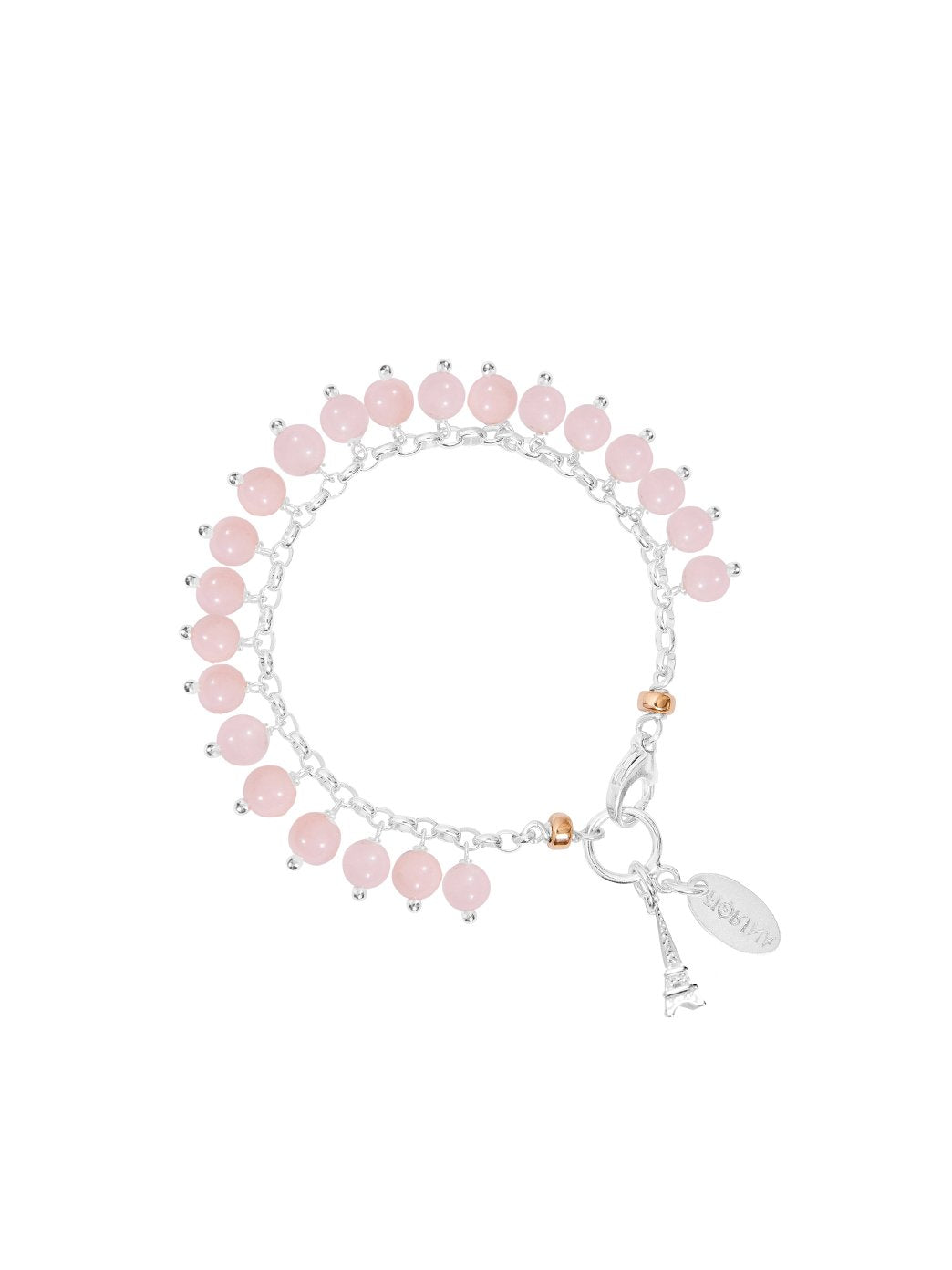 Fiorina Jewellery Happy Set Pink Opal