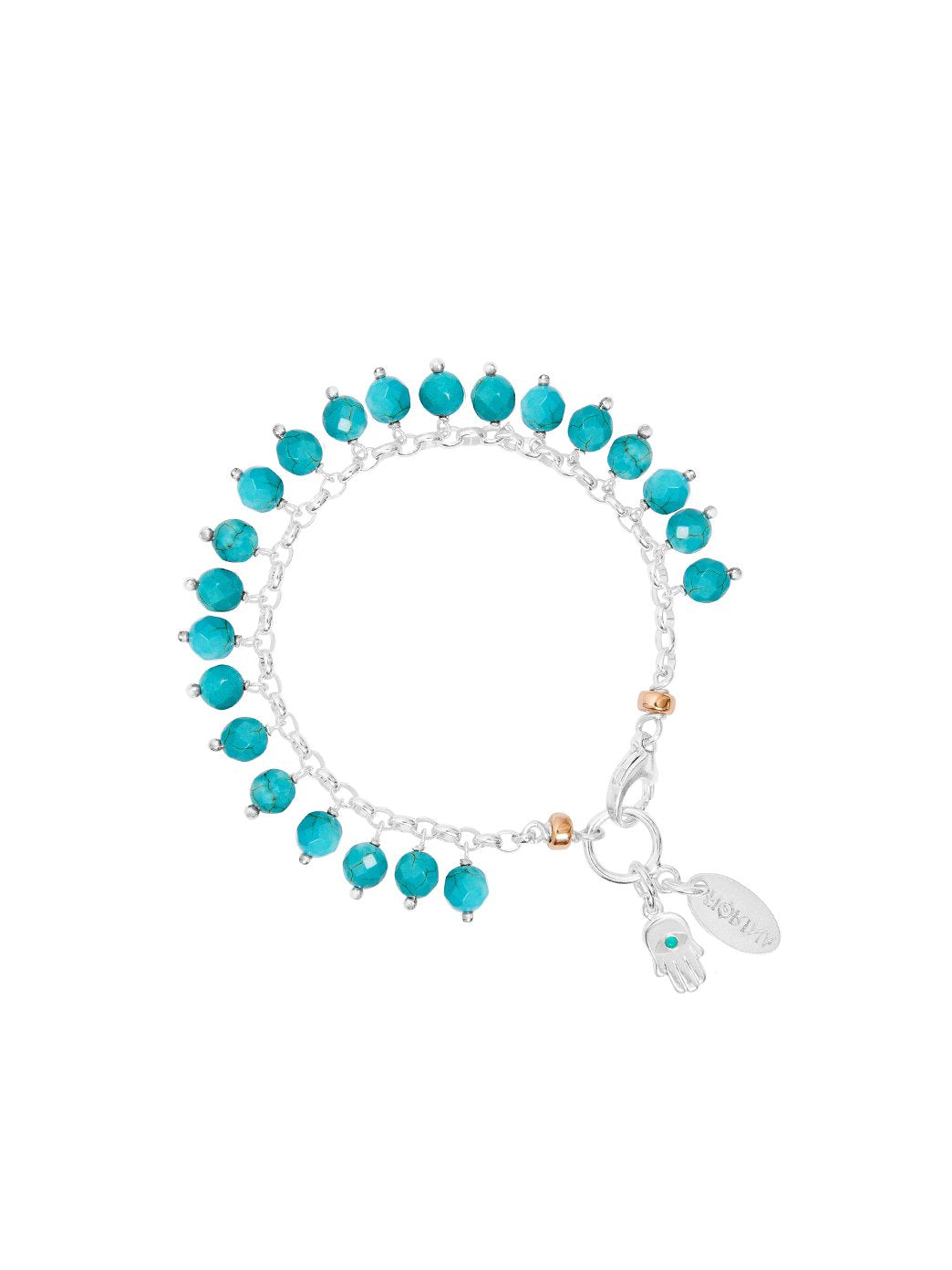 Fiorina Jewellery Happy Set Turquoise