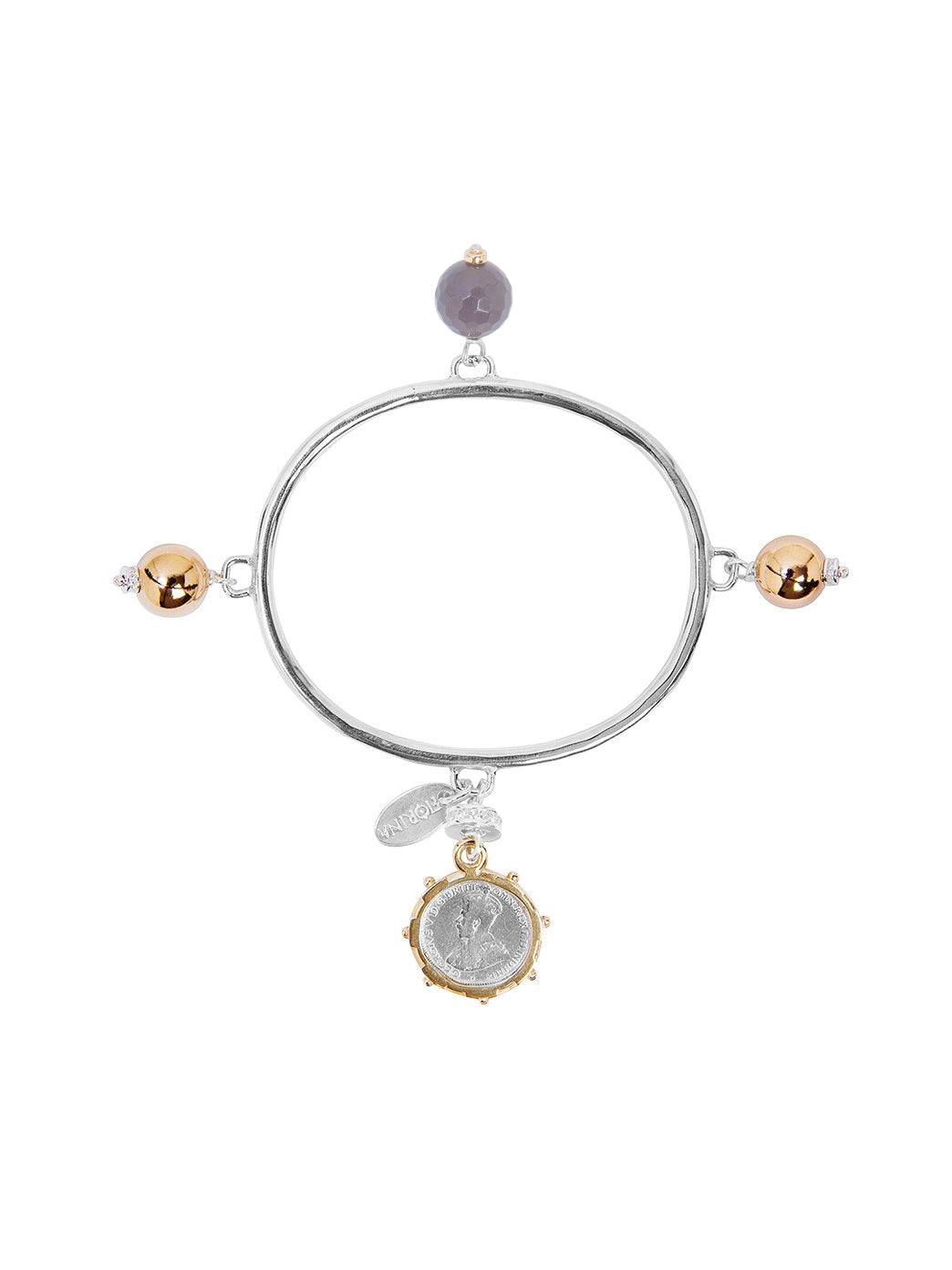 Fiorina Jewellery Vivaldi Bangle Moonstone