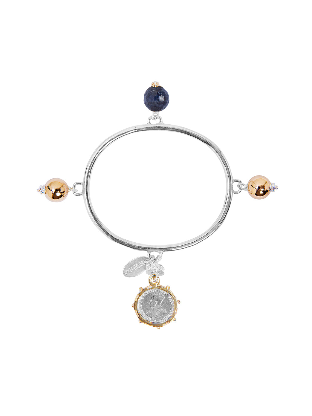 Fiorina Jewellery Vivaldi Bangle Sodalite