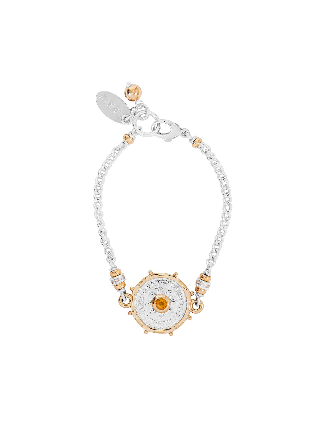 Fiorina Jewellery Joy Bracelet Citrine