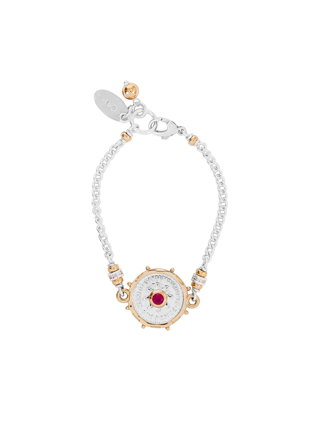 Fiorina Jewellery Joy Bracelet Ruby