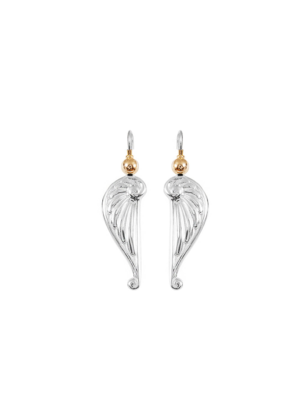 Fiorina Jewellery Angel Wing Earrings