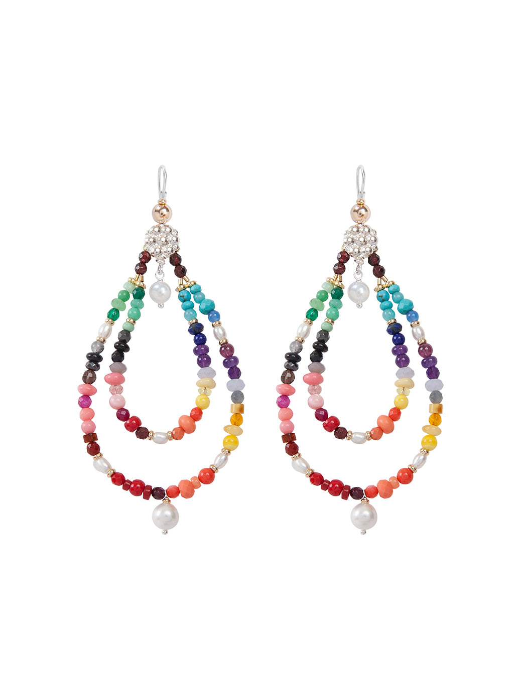 Fiorina Jewellery Rahini Earrings Chakra