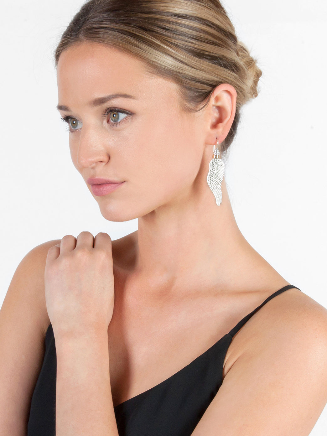Fiorina Jewellery Aria Earrings Model