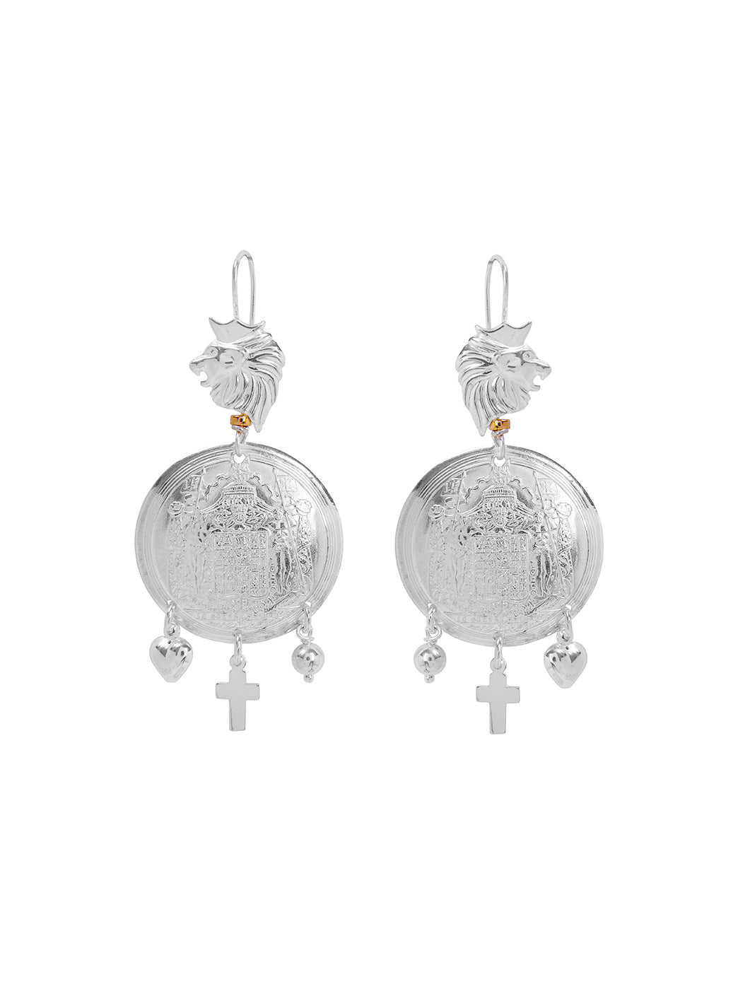 Fiorina Jewellery Leone Earrings