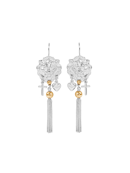 Fiorina Jewellery Carita Tassel Earrings