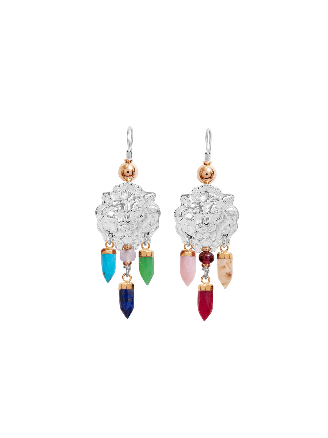 Fiorina Jewellery Taormina Earrings Chakra