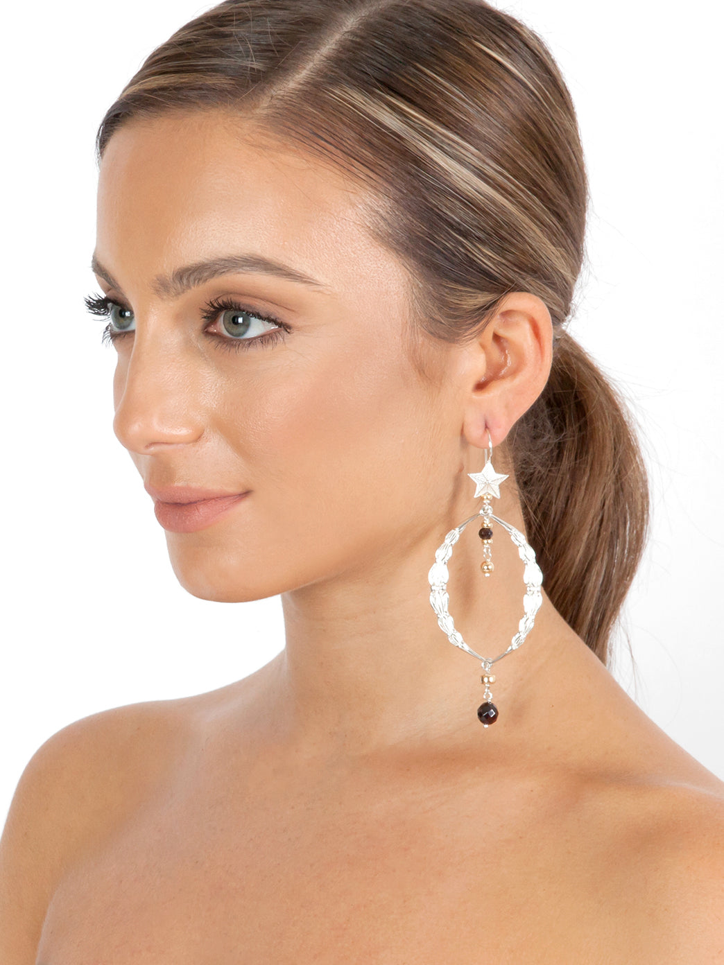 Fiorina Jewellery Magnificence Earrings Model