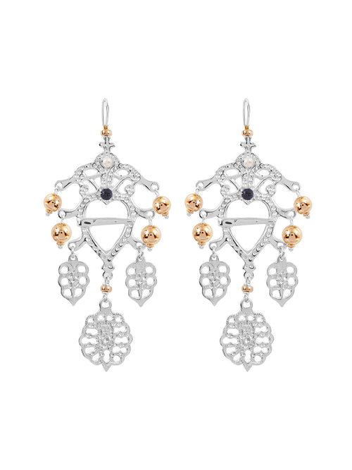 Fiorina Jewellery Folklore Earrings Gold
