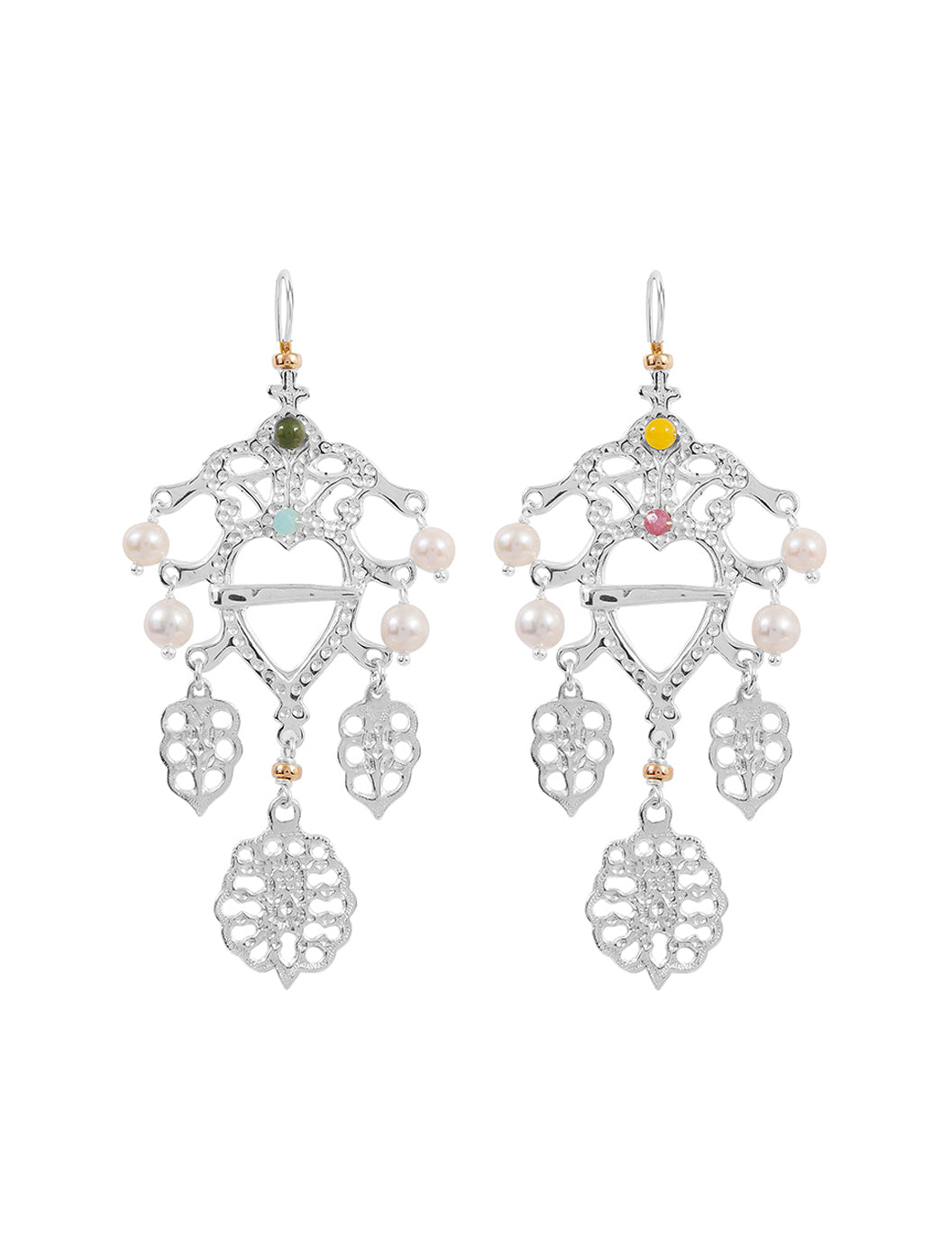 Fiorina Jewellery Folklore Earrings Pearl