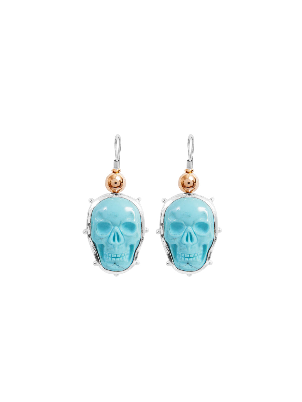 Fiorina Jewellery Turquoise Skill Earrings