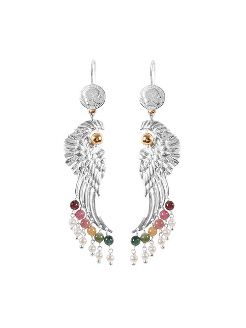 Fiorina Jewellery Dakota Earrings Tourmaline