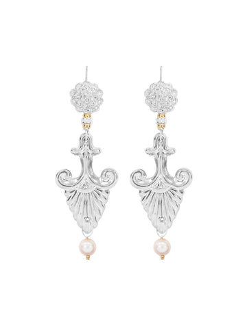Raj Claw Earrings