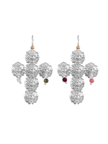 Victoria Cross Earrings