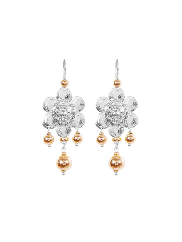 Gold Royal Valentina Earrings