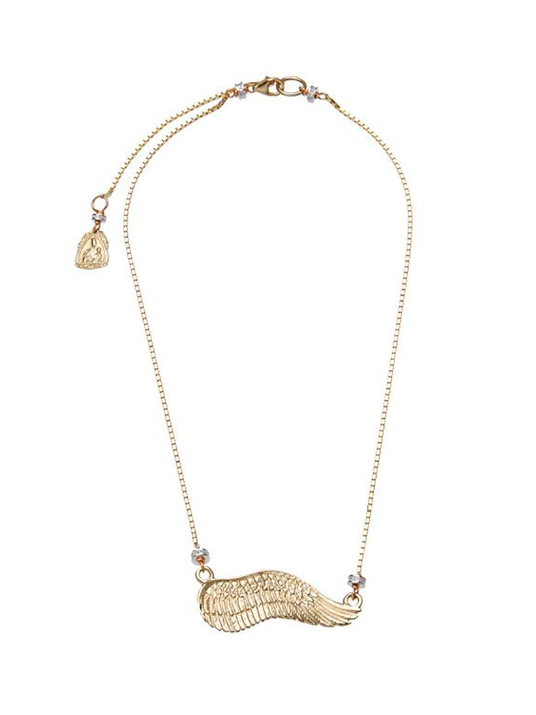 Fiorina Jewellery Gold Aria Necklace