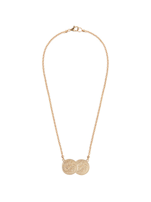 Fiorina Jewellery 9ct Gold Necklace Large
