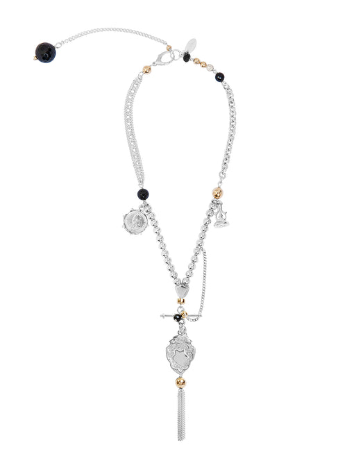 Fiorina Jewellery Arabella Necklace Black Onyx
