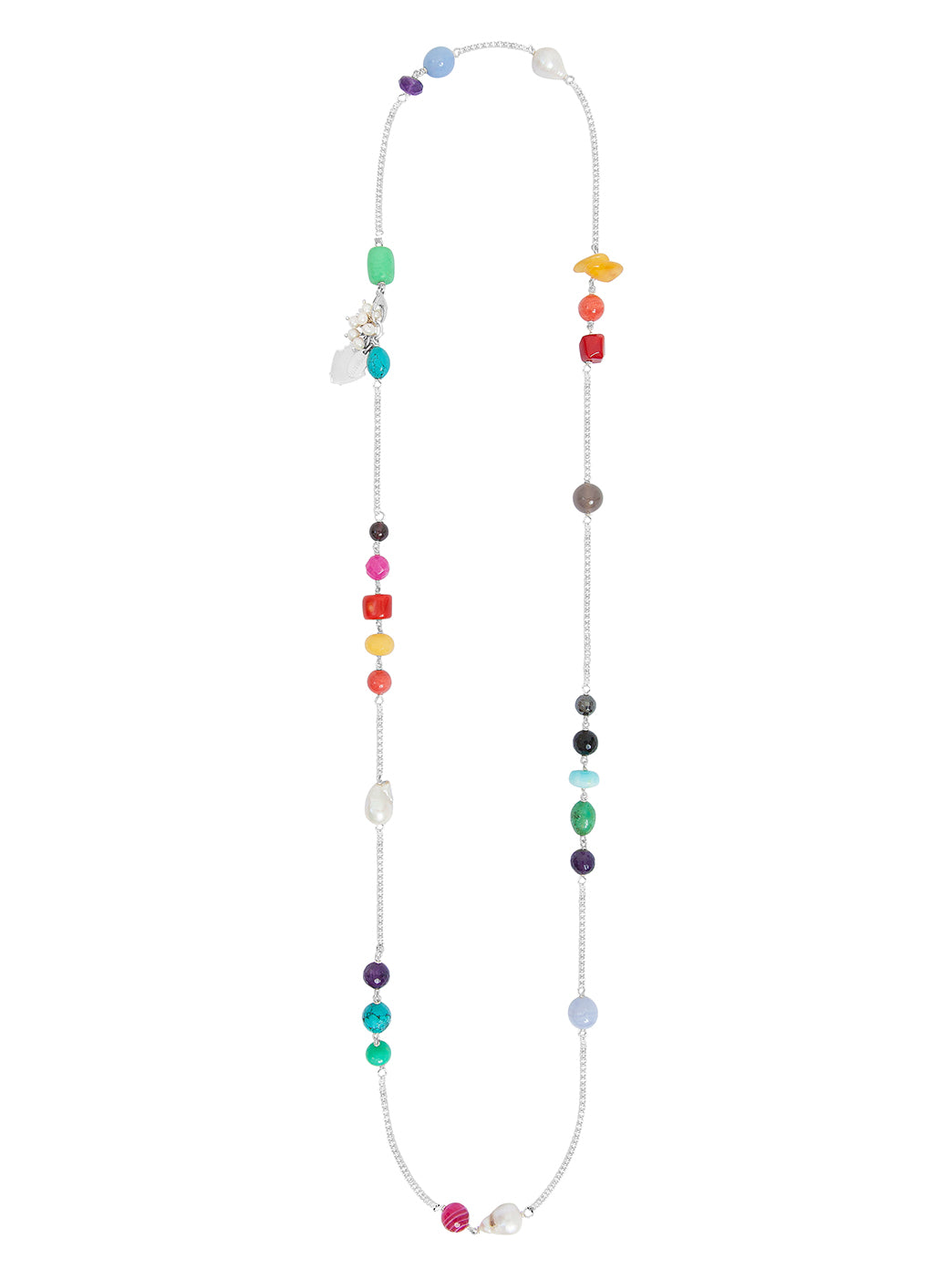 Fiorina Jewellery Birthday Necklace Chakra