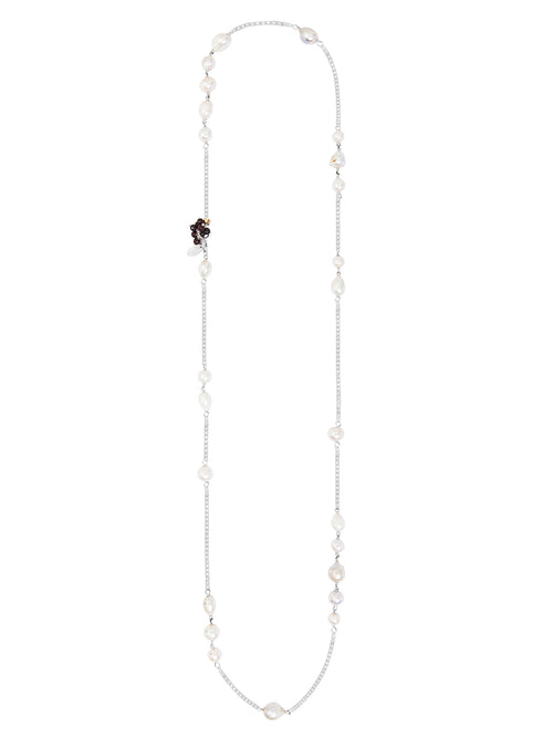 Fiorina Jewellery Birthday Necklace Pearl